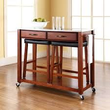 Crosley Furniture Kitchen Cart Portable Kitchen Island Furniture Best Kitchen Island 2017