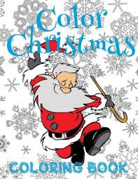 color christmas coloring book s