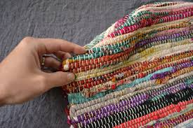 Fabric Rug Diy Attic Lace
