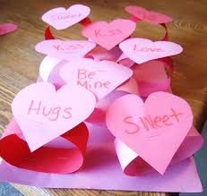 I Love You Crafts Easy Valentines Day Crafts For Kids Miss Frugal Mommy