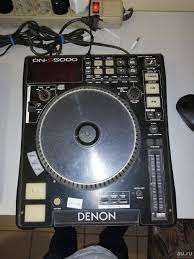<b>Dj CD-проигрыватель Denon</b> dn-s5000 (0809-08) — купить в ...