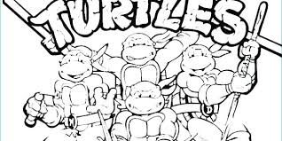 Free Printable Ninja Turtle Coloring Pages Campoamorgolfinfo