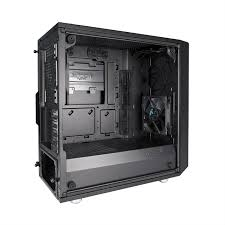 Fractal Design Meshify C Mini Meshify C Mini Dark Tempered Glass Fractal Design