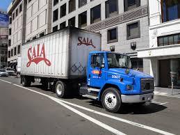 saia freight at union square