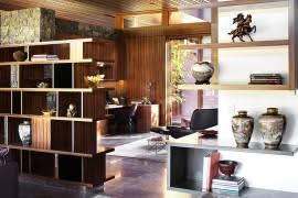 creative home offices. Open Shelves Separate The Home Office From Living Area 10 Creative Offices With An
