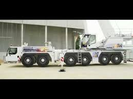 Ltm 1300 6 2 Load Chart Liebherr The Ltm 1300 6 2 With Single Engine Concept Youtube