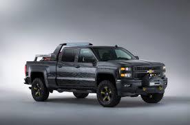 2013 SEMA: Chevy Truck Concept Photos | The News Wheel