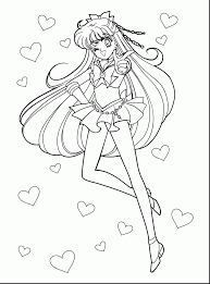 Small Picture impressive anime sailor moon coloring pages with manga coloring