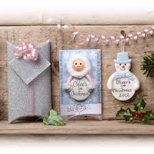 Personalised Baby's 1st Xmas tree gift