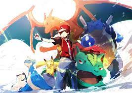 Pokemon Trainer Red Wallpapers ...