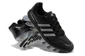 adidas running shoes black. men contemporary adidas bounce titan 7th vii seventh black white running shoes eujb9obs economic popular