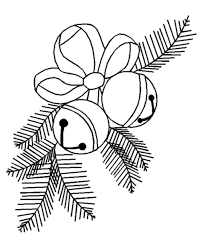 Free Coloring Pages For Christmas Bells | Christmas Coloring pages ...