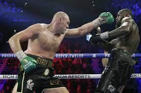 Tyson Fury vs. Deontay Wilder 3 Rematch ...