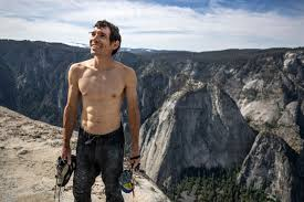 Climber Alex Honnold on Filming 'Free Solo' - Rolling Stone