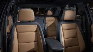 2018 chevrolet equinox interior. brilliant interior seating in the 2018 equinox fuelefficient suv intended chevrolet equinox interior