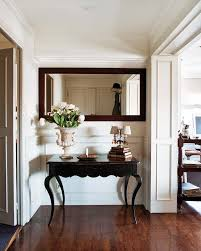 entryway furniture with mirror. decor black accents room home ideas how pictures table mirror entryway furniture with