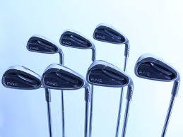Ping G25 Iron Set 2nd Swing Golf