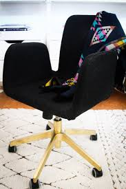 custom ikea office chair