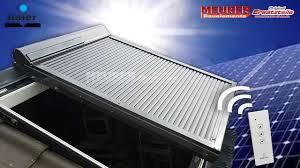 Solar Außenrollladen Für Braas Delta Dachfenster Braas Solar Funk