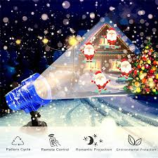 Christmas Animated Laser Light Us 32 68 25 Off Beiaidi 8 Slides Christmas Led Animated Laser Projector Outdoor Halloween Wedding Party Stage Lamp Waterproof Projector Light On