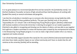 Recommendation Letter For Student Scholarship Recommendation Letter For Student Scholarship Barca