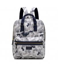 Data Dog Large Zip-Top Backpack ...
