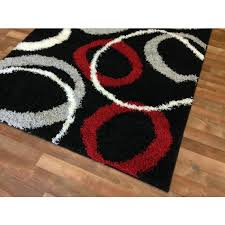 amazing gray and red rug gray red area rug tibetan rug grey and red area inside red black and gray area rugs
