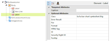Incorporating Font Awesome Part 2 Logi Analytics Blog