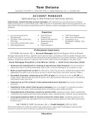 Account Manager Resume Sample Marketing Account Manager Resume ...