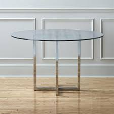 circular glass dining tables chrome round dining table round glass dining table and chairs ikea