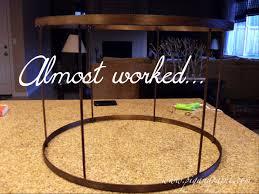 diy drum lamp shade chandelier 6 best diy drum lamp shade chandelier 82 in craft