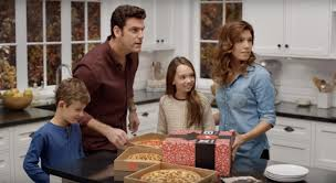 pizza hut triple treat box holiday. Interesting Triple Pizza Hutu0027s Ridiculous Triple Treat Box Gets A Ad To Match With  Surprise Guest On Hut Holiday 7