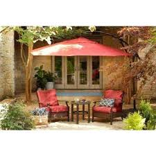 cantilever patio umbrellas square aluminum cantilever offset patio umbrella in chili cantilever patio umbrellas canada