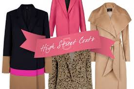 our pick of stylish winter coats from the high street