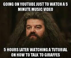 funny-Hagrid-Harry-Potter-meme-Youtube.jpg via Relatably.com