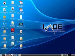 lxde desktop