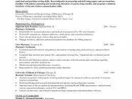 Majestic Design Pharmacy Technician Resume Example 13 Cover Letter