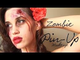 need a creative idea for a costume now you can be something y and diy zombie makeupzombie