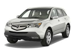 2009 Acura MDX Reviews and Rating | Motor Trend