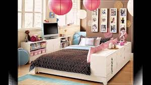 cool teenage girl bedroom ideas for small rooms  youtube
