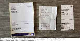 Retourenschein vordruck / vodafone retourenschein ausdrucken pdf : Retoure Ein Paket Zuruckschicken