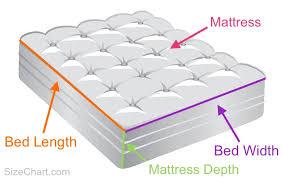 bedding size sheet size duvet size