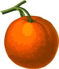 Clipart Orange Low Resolution