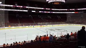 Wells Fargo Center Section 123 Philadelphia Flyers