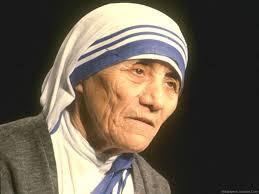 mother teresa x  mother teresa