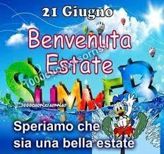 21 Giugno Benvenuta Estate con Paperino - BellissimeImmagini.it