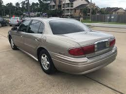 2001 Used Buick LeSabre 4dr Sedan Custom at Car Guys Serving ...