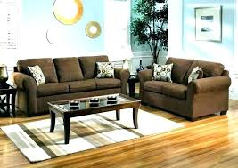 dark brown sofa living room decor leather design decorating wonderful couch rug for ideas decora