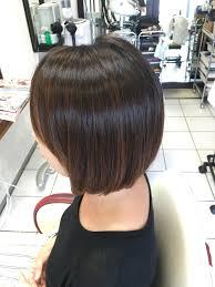 軟毛のストレートな細い柔らかい髪質のお客様のスタイル ブログ 堺市北区