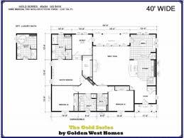 golden west triple wide manufactured